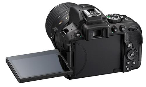 Внешний вид Nikon D5300