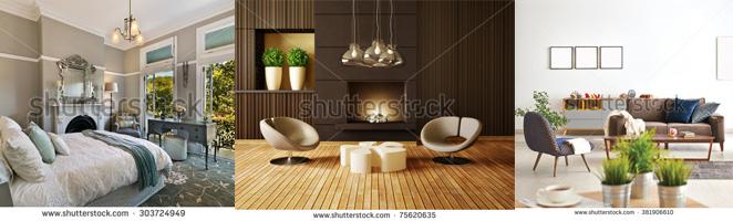 Съемка интерьера в домашних условиях