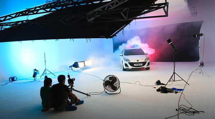 Фотографируем автомобиль